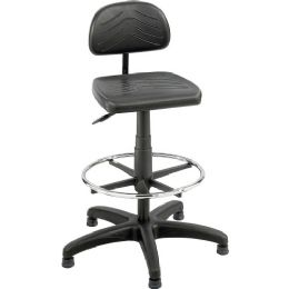 Safco TaskMaster Economy Workbench Chair - Office Chairs