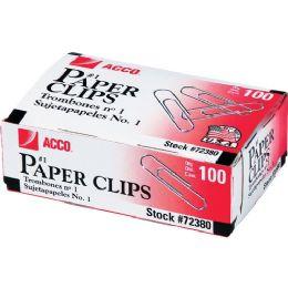 Acco Economy Paper Clip - Paper
