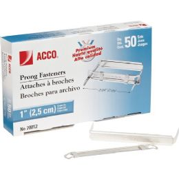 Acco Prong Fastener - Fasteners