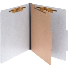 Acco Presstex Classification Folder With Fastener - Folders & Portfolios