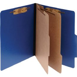 Acco Presstex Colorlife Classification Folder - Folders & Portfolios