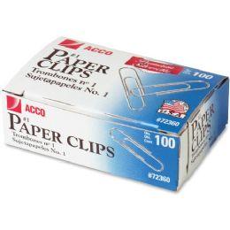 Acco Quality Gem Clip - Office Supplies