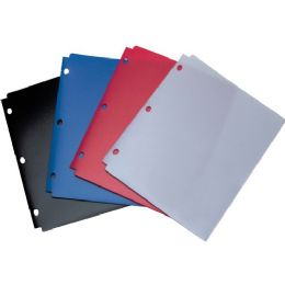 Acco Snapper Twin Pocket Poly Folder - Folders & Portfolios