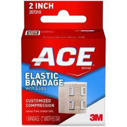 216 Units of Ace Elastic Bandage With Clip - Office Supplies
