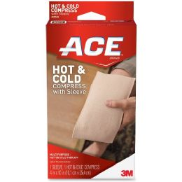 108 Units of Ace Large Cold Compress - Office Supplies
