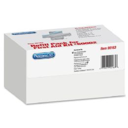 12 Units of Acme United 127-Piece First Aid Refill Kit - Office Supplies