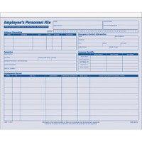 Adams Employee Personnel File Folder - File Folders & Wallets