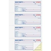Adams Money/Rent Receipt Book - Receipt book
