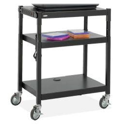 4 Units of Safco Tv Stand - Office Supplies