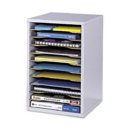 Safco Vertical Desktop Sorter - Office Supplies