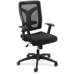 2 Units of Safco Voice Series Mesh Back Task Chair - Office Chairs