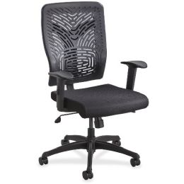 2 Units of Safco Voice Series Plastic Back Task Chair - Office Chairs