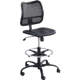 Safco Vue ExtendeD-Height Vinyl Chair - Office Chairs