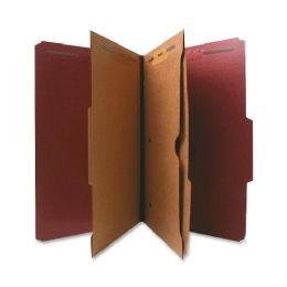 Nature Saver Classification Folder With Pocket Divider - Folders & Portfolios