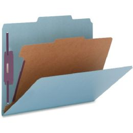 Nature Saver Cleared ToP-Tab 1-Divider Classification Folder - Dividers & Index Cards
