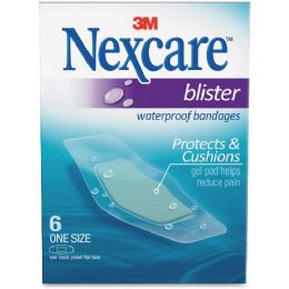 Nexcare Blister Waterproof Bandages - Office Supplies