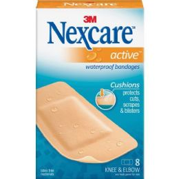 Nexcare DiamonD-Shape Knee/elbow Bandage - Office Supplies