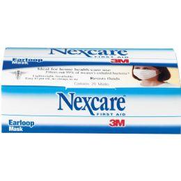 Nexcare Ear Loop Filter Mask - Office Supplies
