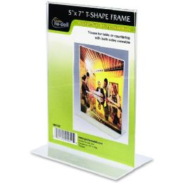 NU-Dell DoublE-Sided Sign Holder - Sign
