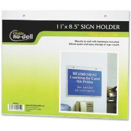 NU-Dell Sign Holder - Sign