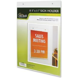NU-Dell Sign Holder - Sign