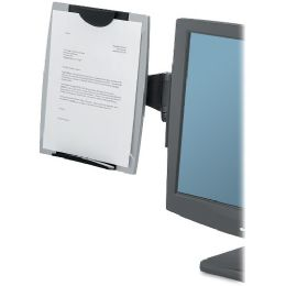 Office Suites Monitor Mount Copyholder - Computer monitor