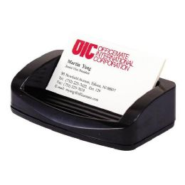 Oic 2200 Business Card/clip Holder - Business cards
