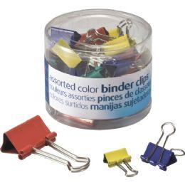 Oic Binder Clip Assortment - Binders
