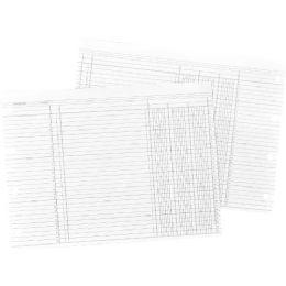 Wilson Jones Balance Ledger Columnar Sheet - Office Supplies
