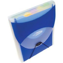 18 Units of Wilson Jones Big Mouth Vertical Poly Filer - File Folders & Wallets