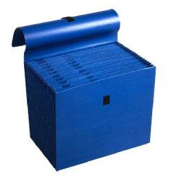 12 Units of Wilson Jones Colorlife Expanding File - File Folders & Wallets
