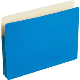 4 Units of Wilson Jones Colorlife File Pocket - File Folders & Wallets