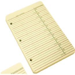 Wilson Jones LoosE-Leaf Phone And Address Refills - Office Supplies