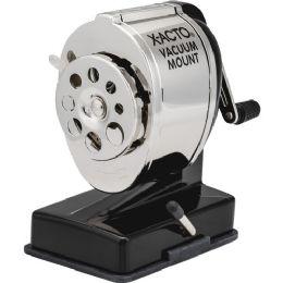 Elmer's Vacuum Mount Manual Pencil Sharpener - Office Supplies