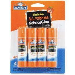 288 Units of Elmer's Washable All Purpose School Glue Sticks - Glue