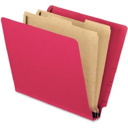 5 Units of Esselte Color Pressboard End Tab Classificationfolder - Folders & Portfolios