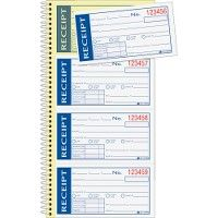 Adams Write 'N Stick Receipt Book - Receipt book