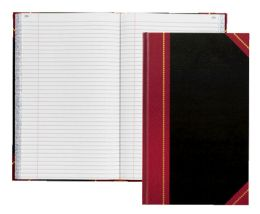 """4 Units of Adams Record Book, 11-5/8"""" X 7-1/4"""", 500 Pages - Record book"""