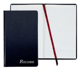"""6 Units of Adams Record Book, 7-1/2"""" x 12-1/4"""", 150 Pages - Record book"""