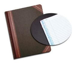 "6 Units of Adams Record Book, 7-5/8"" x 9-5/8"", 150 Pages - Record book"