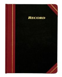 """4 Units of Adams Record Book, 8-1/4"""" x 10-3/4"""", 300 Pages - Record book"""