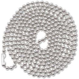 """Advantus 36"""" Id Badge Chain - Office Supplies"""