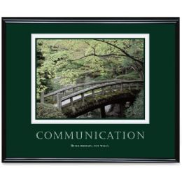 30 Units of Advantus Communication Framed Poster - Frame