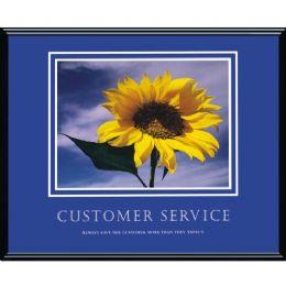 30 Units of Advantus Customer Service Framed Print - Frame