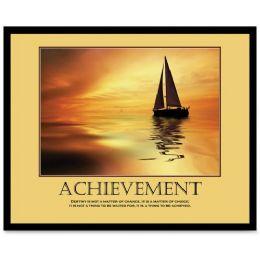 30 Units of Advantus Framed Motivational Poster - Frame
