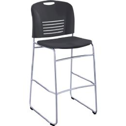 Safco Vy Sled Base Bistro Chair - Office Chairs