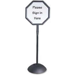 Safco Writeway Directional Sign - Sign