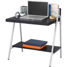 Safco Xpressions Computer Workstation, Ebony - Office Supplies