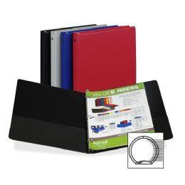 51 Units of Samsill 3-Ring Vinyl Value Storage Binder - Binders