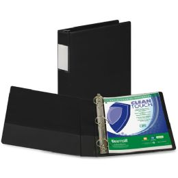 144 Units of Samsill Agion Antimicrobial Locking D-Ring Binder - Binders